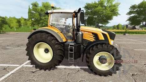 Fendt 939 Vario extended для Farming Simulator 2017