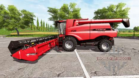 Case IH Axial-Flow 7130 multicolor для Farming Simulator 2017