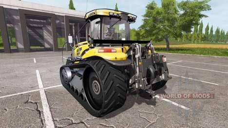 Challenger MT875E для Farming Simulator 2017