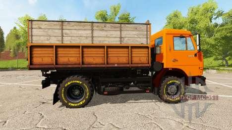 КАМАЗ-43255 Alliance для Farming Simulator 2017