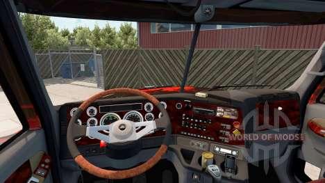 Freightliner Coronado для American Truck Simulator