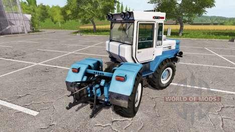 ХТЗ Т-200К v2.5 для Farming Simulator 2017