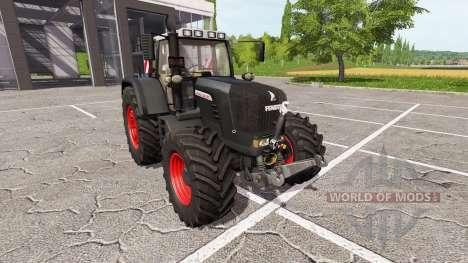 Fendt 930 Vario TMS black beauty для Farming Simulator 2017