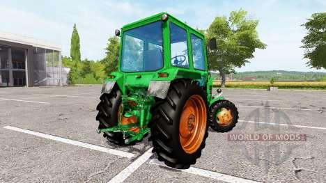 МТЗ-82 Беларус v2.0 для Farming Simulator 2017
