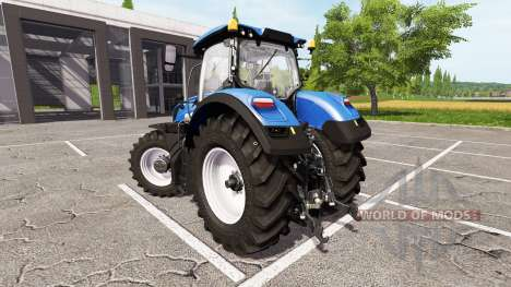 New Holland T7.315 heavy duty для Farming Simulator 2017