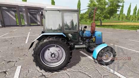 МТЗ-1025 Беларус v2.0 для Farming Simulator 2017
