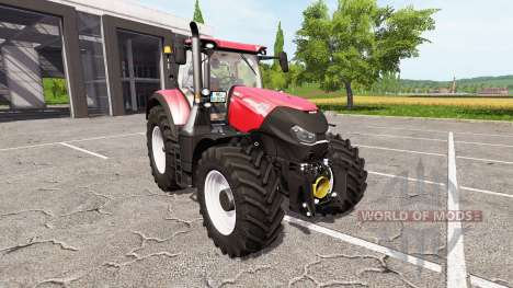Case IH Optum 270 CVX для Farming Simulator 2017