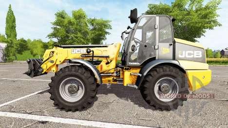 JCB TM320S для Farming Simulator 2017