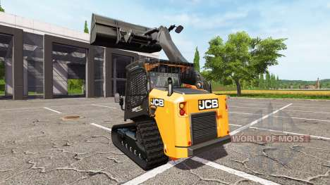JCB 325T для Farming Simulator 2017