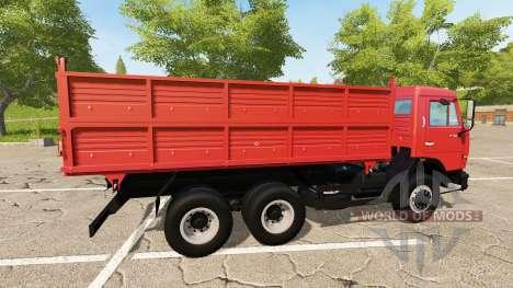 КАМАЗ-53215 для Farming Simulator 2017