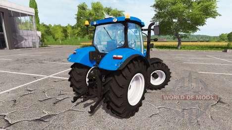 New Holland T6.160 для Farming Simulator 2017