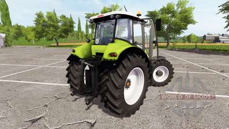 CLAAS Arion 620 v1.1 для Farming Simulator 2017