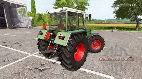 Fendt Favorit 615 LSA Turbomatik E v1.2 для Farming Simulator 2017