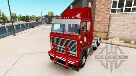 Бампер Heavy Duty для Mack MH Ultra-Liner для American Truck Simulator
