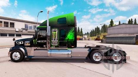 Freightliner Coronado modernization для American Truck Simulator