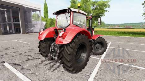Fendt 980 Vario extreme v1.1 для Farming Simulator 2017