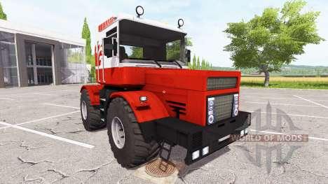 Кировец Магнум М560 для Farming Simulator 2017