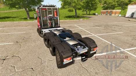 MAN TGS 18.440 10x6 для Farming Simulator 2017