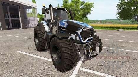 Deutz-Fahr 9310 TTV designer edition v1.1 для Farming Simulator 2017