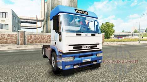 Iveco EuroTech для Euro Truck Simulator 2
