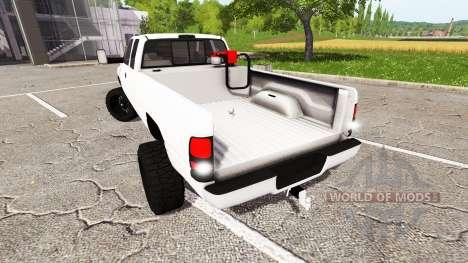 Dodge Ram 2500 для Farming Simulator 2017