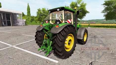 John Deere 8530 для Farming Simulator 2017