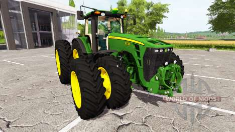 John Deere 8130 для Farming Simulator 2017