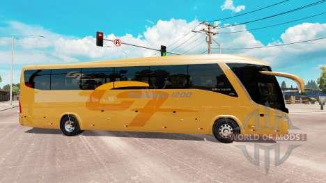 Marcopolo Paradiso G7 1200 для American Truck Simulator