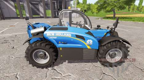 New Holland LM 7.42 v1.0.1 для Farming Simulator 2017