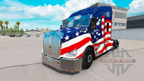 Тюнинг для Kenworth T680 для American Truck Simulator