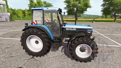 New Holland 8340 для Farming Simulator 2017