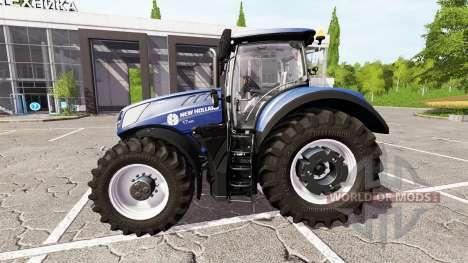 New Holland T7.290 heavy duty для Farming Simulator 2017