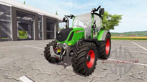 Fendt 310 Vario для Farming Simulator 2017