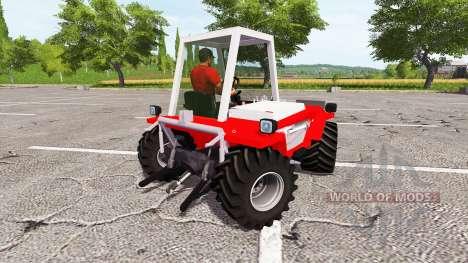 Reform Metrac 2002 v0.7 для Farming Simulator 2017