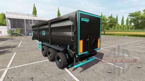 Krampe Bandit SB 30-60 limited edition для Farming Simulator 2017