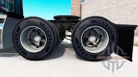 Колёсные диски Dayton для American Truck Simulator