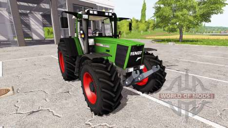 Fendt Favorit 926 Vario для Farming Simulator 2017
