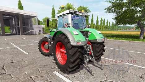 Fendt 1050 Vario v1.1 для Farming Simulator 2017