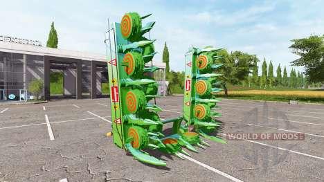 Kemper 2020 для Farming Simulator 2017