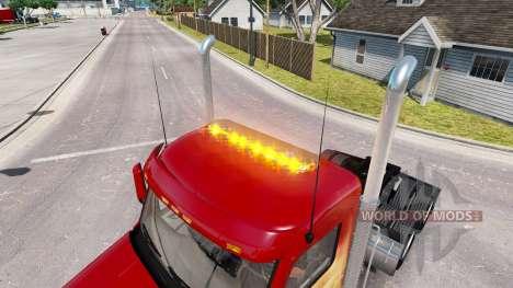 Проблесковый маяк v1.6 для American Truck Simulator
