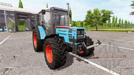 Eicher 2090 Turbo v1.1 для Farming Simulator 2017