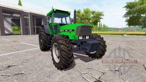 Torpedo RX 170 для Farming Simulator 2017