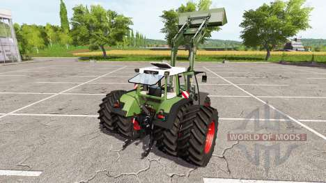 Fendt Favorit 512C Turbomatic для Farming Simulator 2017