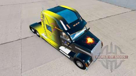 Скин Vanderoel на тягач Concept truck 2020 для American Truck Simulator