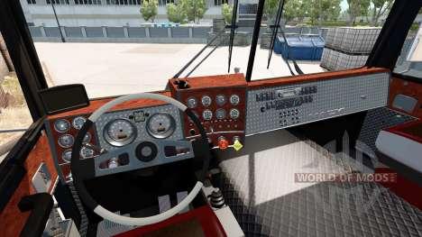 Mack MH Ultra-Liner upgraded для American Truck Simulator