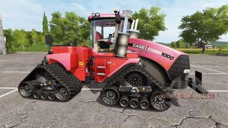 Case IH Quadtrac 1000 для Farming Simulator 2017