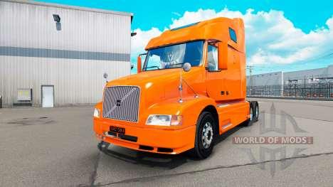 Volvo VNL 660 для American Truck Simulator