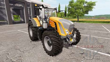 Fendt 927 Vario для Farming Simulator 2017