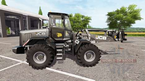 JCB 435S black для Farming Simulator 2017