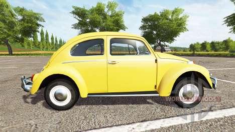 Volkswagen Beetle 1966 для Farming Simulator 2017